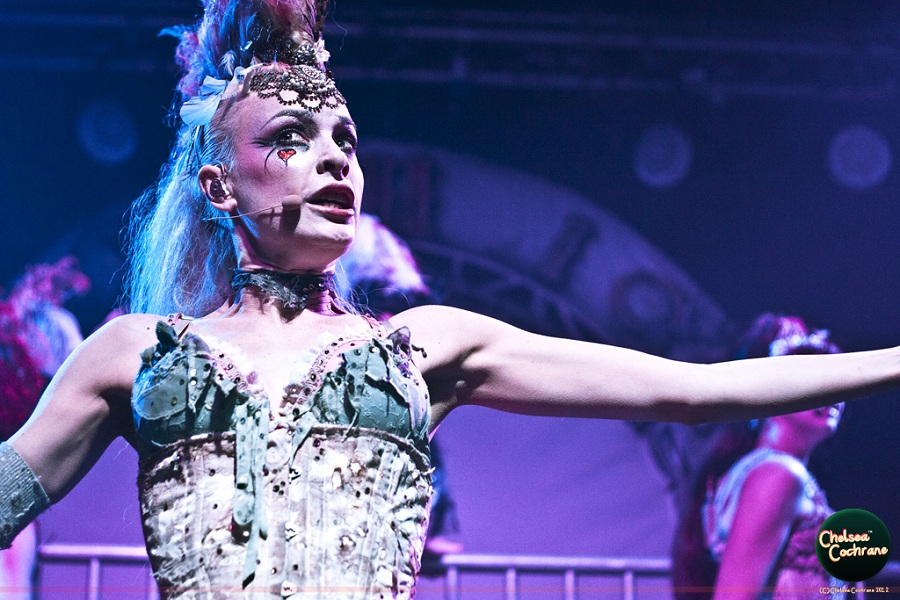 Emilie Autumn - Glasgow