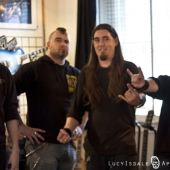Evile Interview