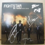 Fightstar Signed Booklet