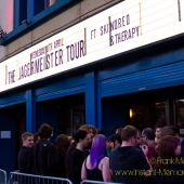 Jager Tour O2 Academy Glasgow
