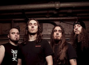 Evile New Band Photo