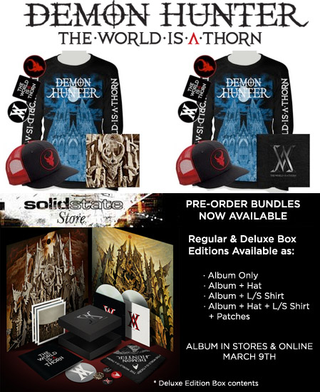 Demon Hunter Pre-Order Bundles