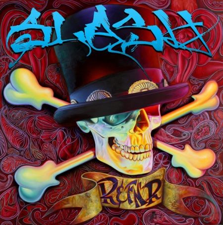 Slash Artwork