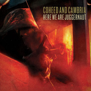 Coheed and Cambria Here We Are Juggernaut