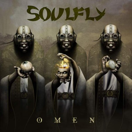 Soulfly - Omen Standard Edition