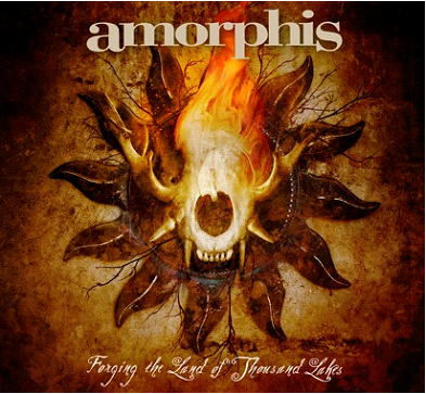 Amorphis - Forging The Land Of Thousand Lakes Artwork