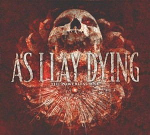 As I Lay Dying The Powerless Rise Artwork