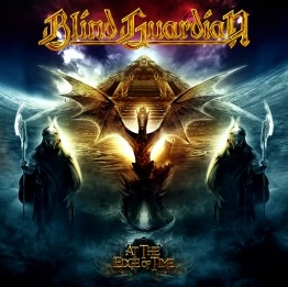 Blind Guardian At The Edge Of Time Artwork