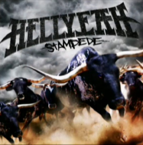 Hellyeah Stampede Artwork