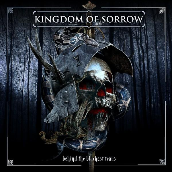 Kingdom Of Sorrow Behind The Blackest Tears Artwork