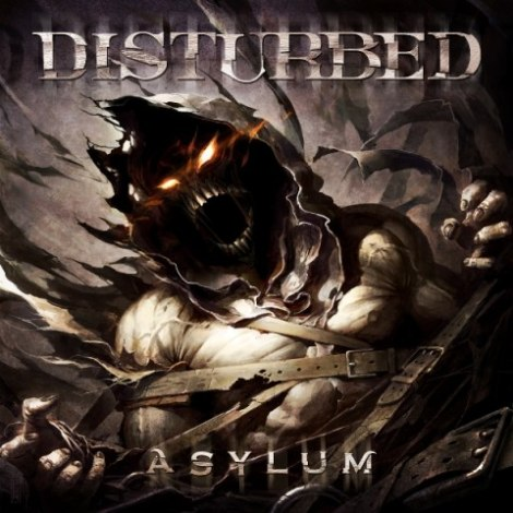 Disturbed Asylum Artwork