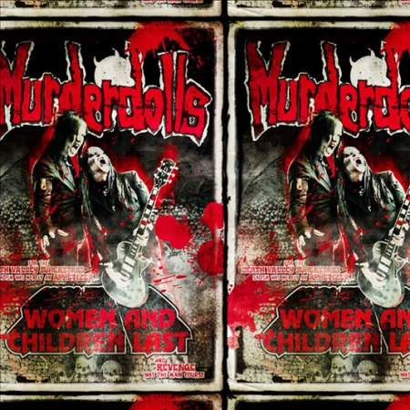 Murderdolls Women And Children Last Artwork