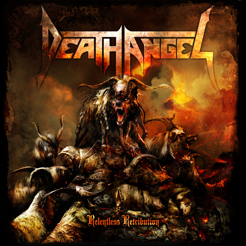 Death Angel Relentless Retribution Artwork