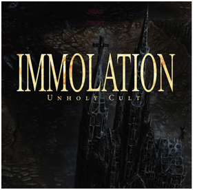Immolation Vinyl Picture 1