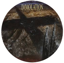 Immolation Vinyl Picture 2