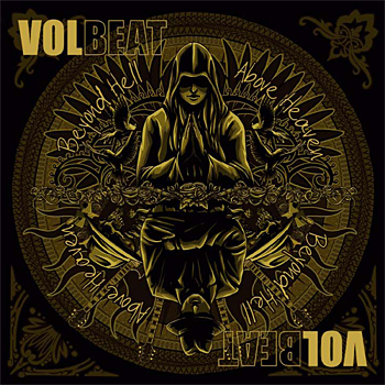Volbeat Beyond Hell/Above Heaven Artwork Front