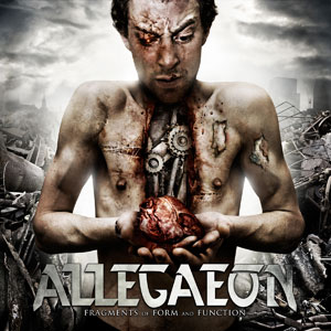 allegaeon fragments of form and function artwork
