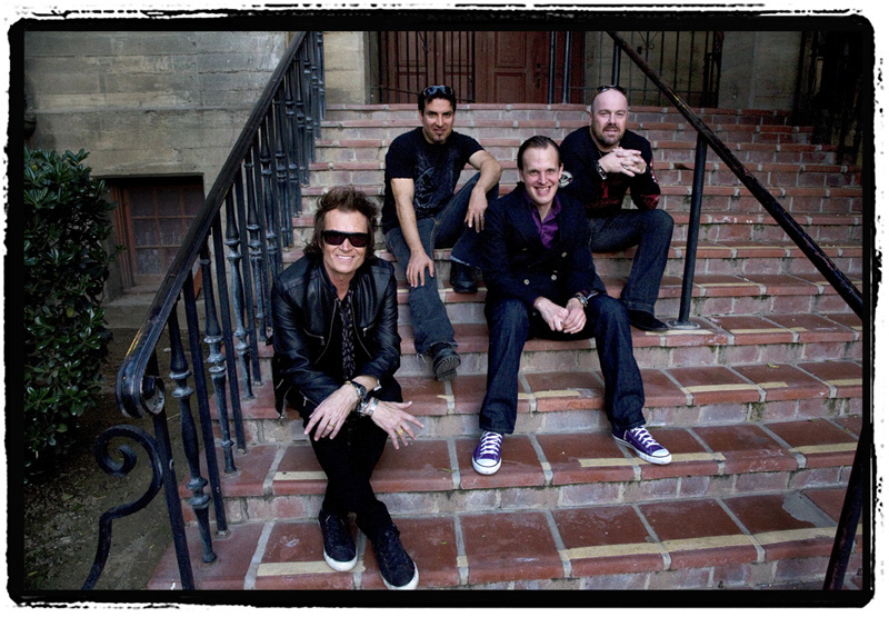 Black Country Communion Band Photo