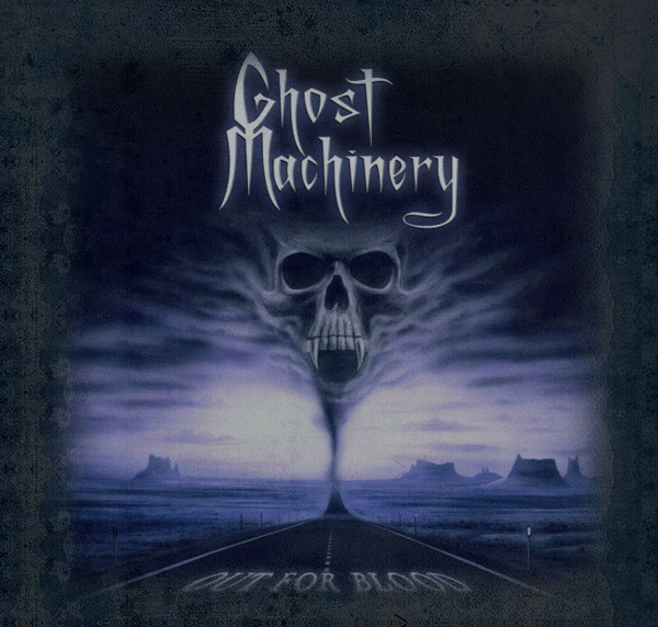 Ghost Machinery Out For Blood Artwork