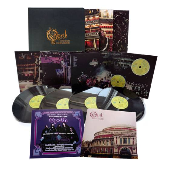 Opeth Albert Hall Package