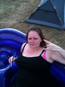 Sonisphere Fan 1 - Jenni Wills