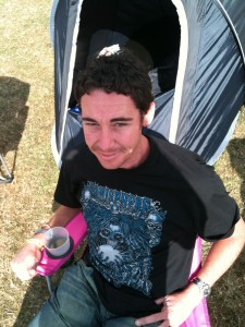 Sonisphere Fan Joe Hill