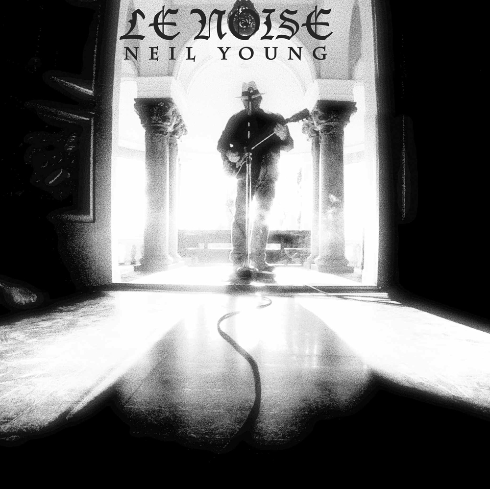 Neil Young Le Noise Artwork