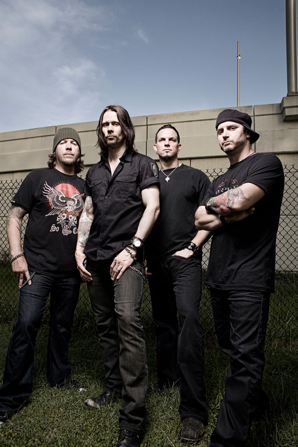 Alter Bridge Band Photo
