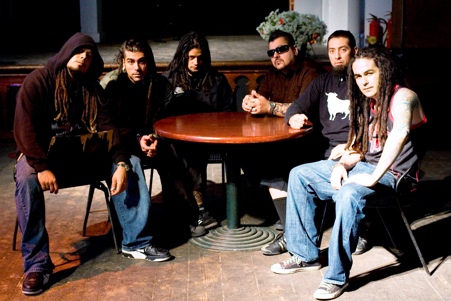Ill Nino Band Photo