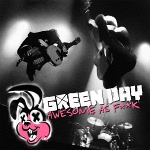 Green Day Awesome As Fuck Artwork