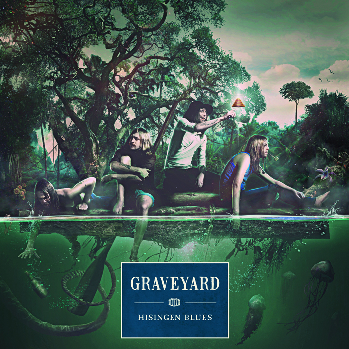 Graveyard Hisingen Blues artwork