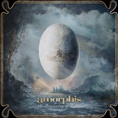 Amorphis The Beginning Of Times Artwork