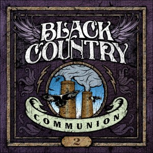 Black Country Communion 2 Artwork