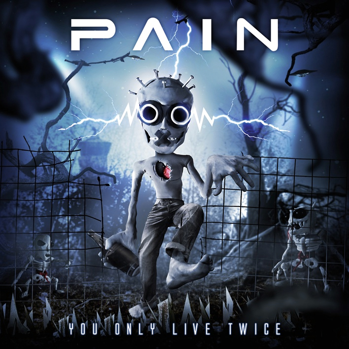 Pain You Only Live Twice Artwork