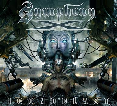 Symphony X Iconoclast artwork