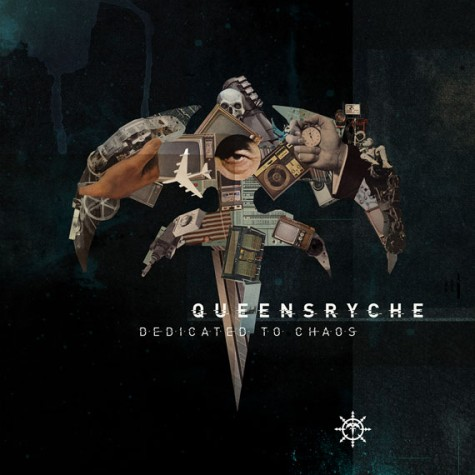 Queensryche Dedicated To Chaos Artwork