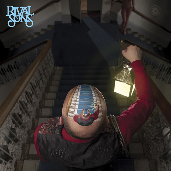 Rival Sons Pressure And Time Artwork