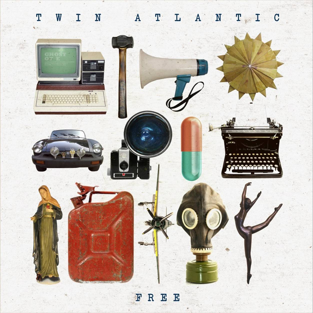 Twin Atlantic Free Artwork