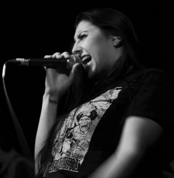 Unleash The Archers - Brittney Hayes