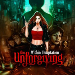 Within Temptation The Unforgiving Cover
