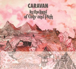 Caravan In The Land Of Grey And Pink Deluxe Edition Artwork