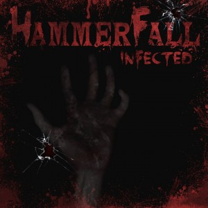 HammerFall Infected Artwork