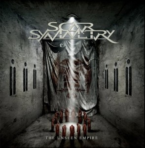 Scar Symmetry The Unseen Empire Artwork