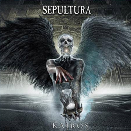 Sepultura Kairos Artwork