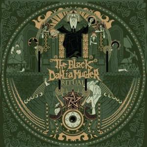 The Black Dahlia Murder Ritual Artwork