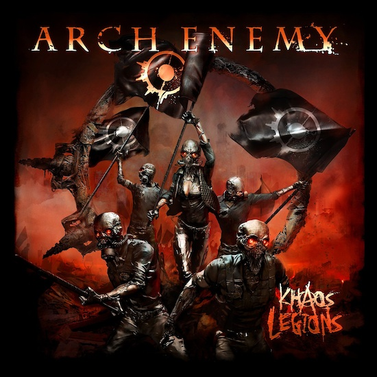 Arch Enemy Artwork
