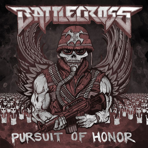Battlecross Pursuit Of Honor Artwork