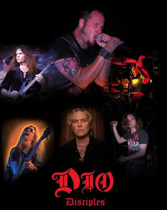 Dio Disciples Band