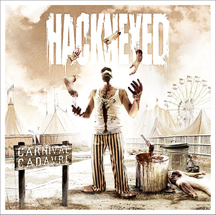 Hackneyed Carnival Cadavre Artwork
