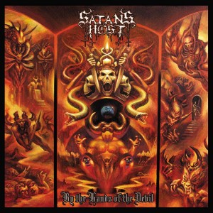 Satan's Host By the Hands of the Devil Artwork